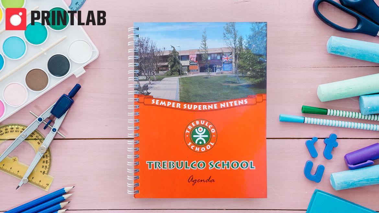 Agenda escolar – Trebulco School