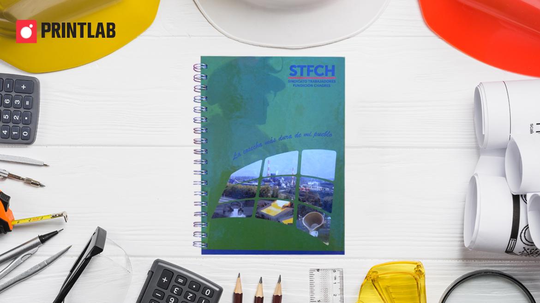 Cuaderno corporativo – STFCH