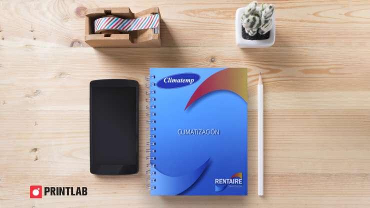 Cuaderno Corporativo – Climatemp