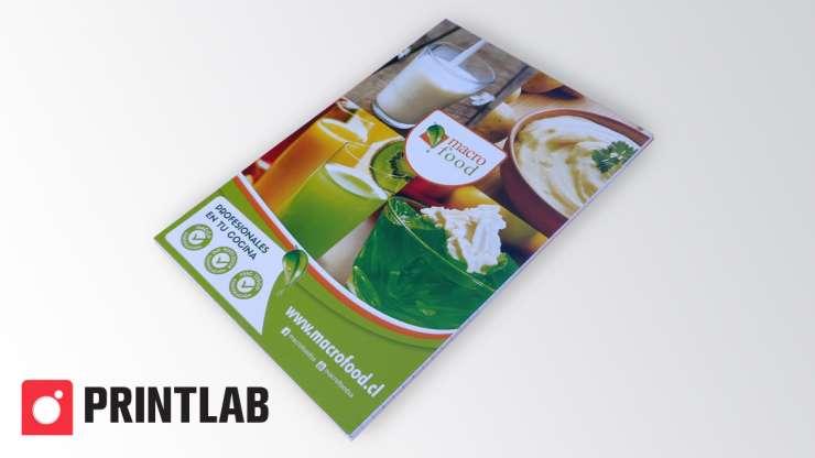Cuadernillo – Macro Food