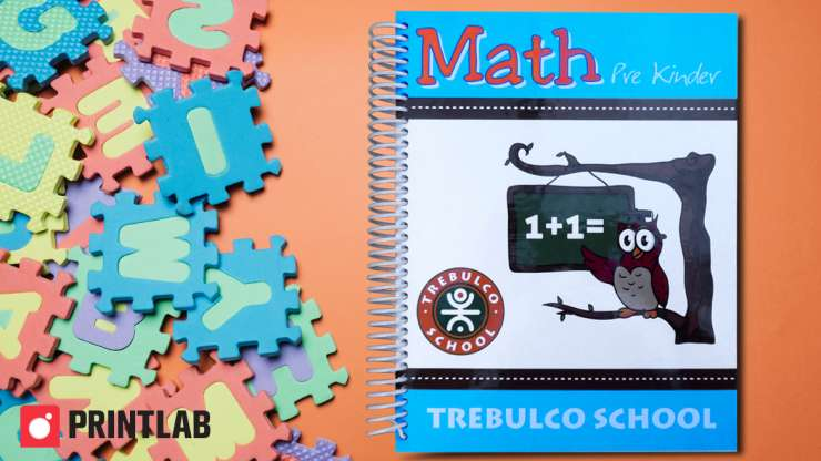 Libro Math – Trebulco School